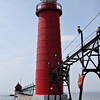 Grand Haven Lighthouse , MI