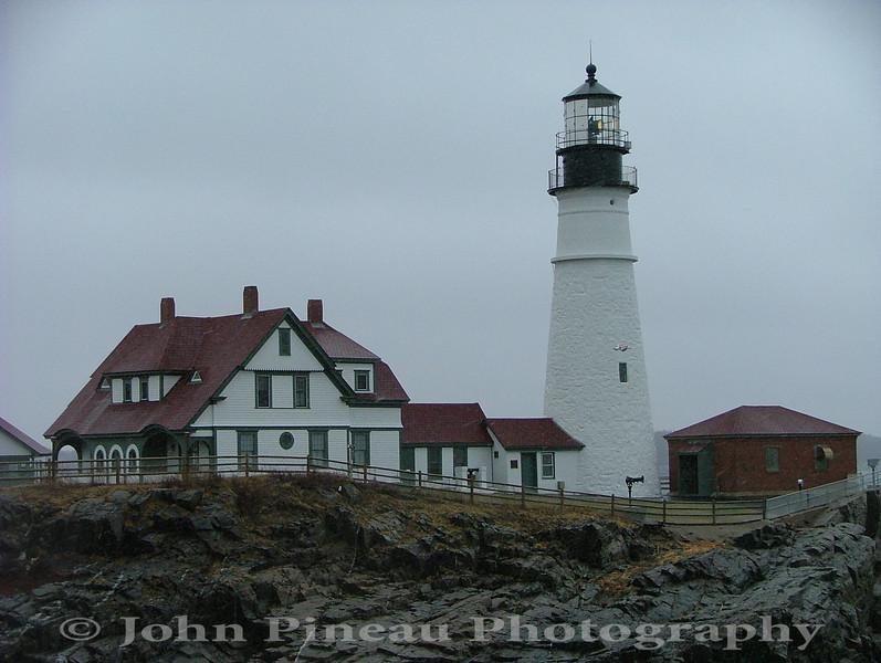 Portland Head Light - Cape Elizabeth, Maine<br /> LH_0012-DSCF3249