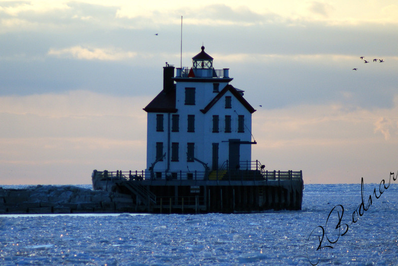 Photo By Robert Bodnar...............Lorain Lighthouse