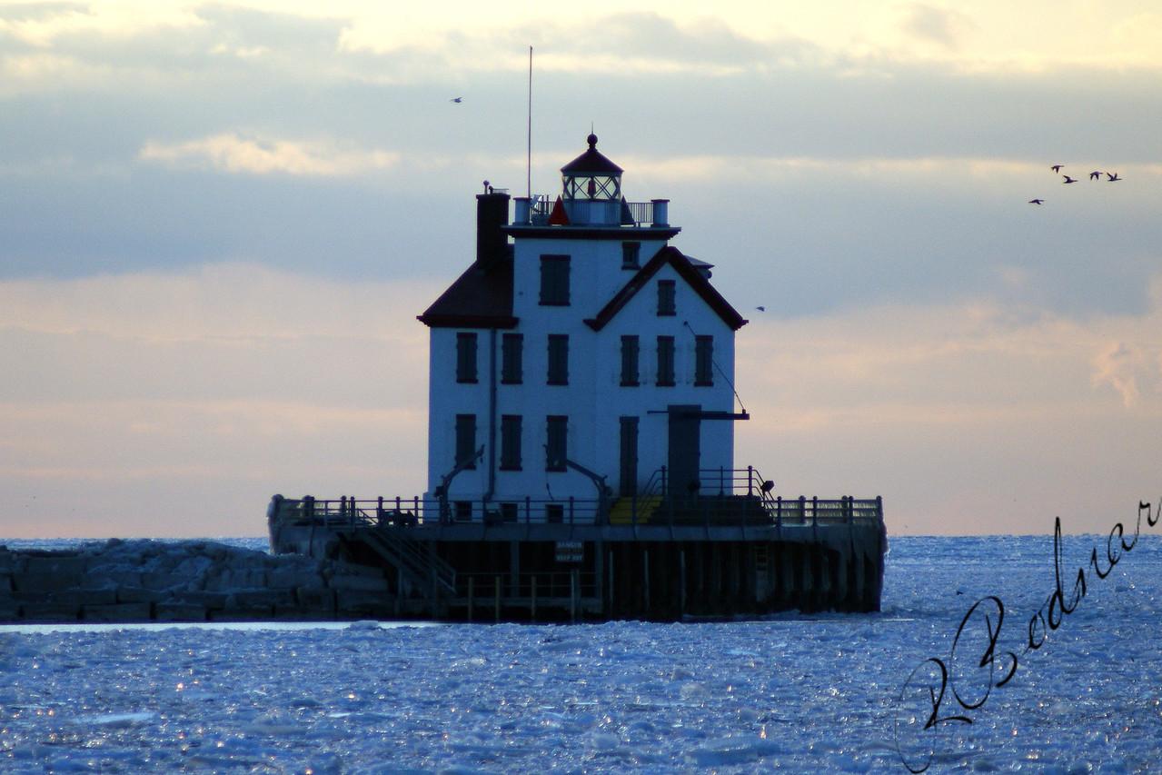 Photo By Robert Bodnar...............Lorain Lighthouse