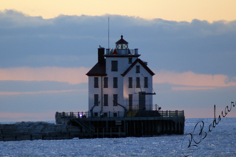 Photo By Robert Bodnar....................Lorain Lighthouse
