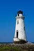 Cockspur Lighthouse, Cockspur Island, Fort Pulaski National Monument, Georgia