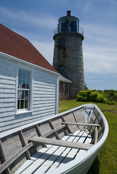 Monhegan Lightouse, Maine
