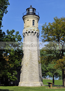 Lighthouse, Old Fort Niagara - 5 x 7