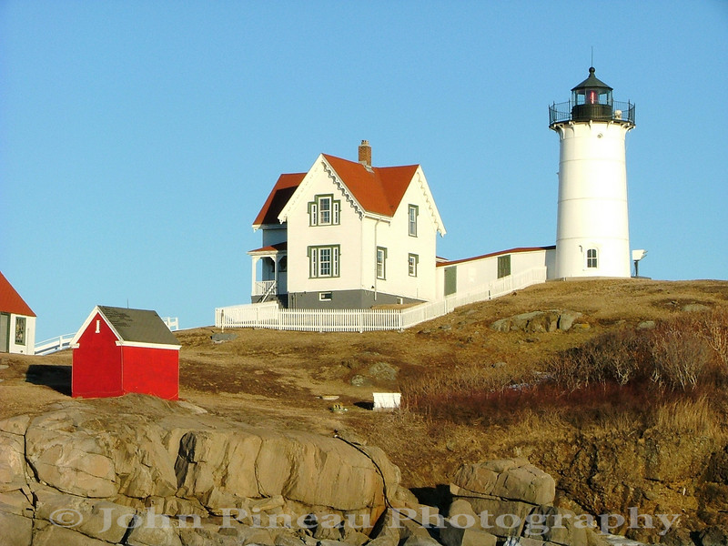 Nubble Light - York, Maine<br /> LH_0036-DSCF0260