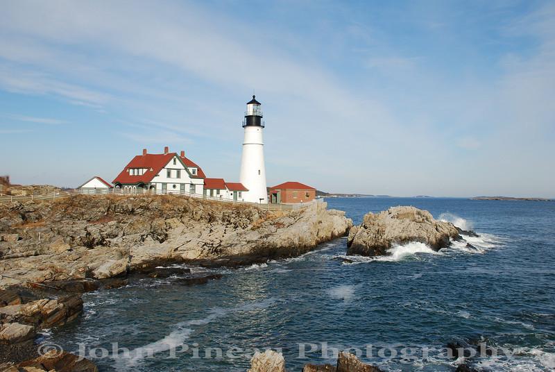 Portland Head Light - Cape Elizabeth, Maine<br /> LH_0069-DSC_0171