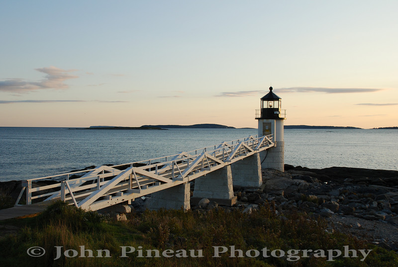 Marshall Point Lighthouse - Port Clyde, Maine<br /> LH_0083-DSC_4744