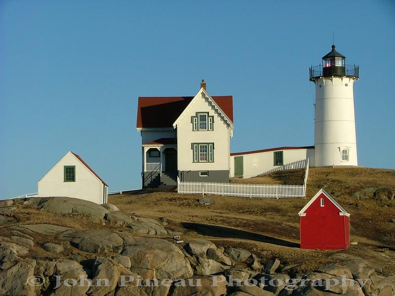 Nubble Light - York, Maine<br /> LH_0048-DSCF0253