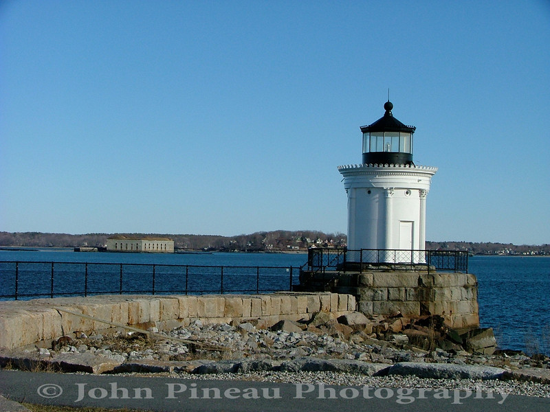 Bug Light - South Portland, Maine<br /> LH_0018-11_lh