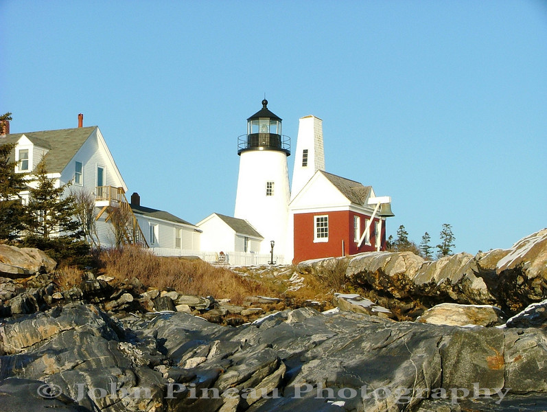 Pemaquid Point Light - Bristol, Maine<br /> LH_0073-DSCF5803