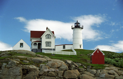 Summer Nubble, York, Maine