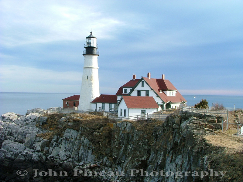 Portland Head Light - Cape Elizabeth, Maine<br /> LH_0002-DSCF0084