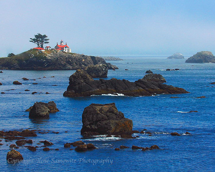 Crescent City Lighthouse, Crescent City, California