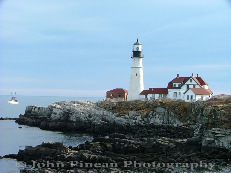 Portland Head Light - Cape Elizabeth, Maine<br /> LH_0004-DSCF0092