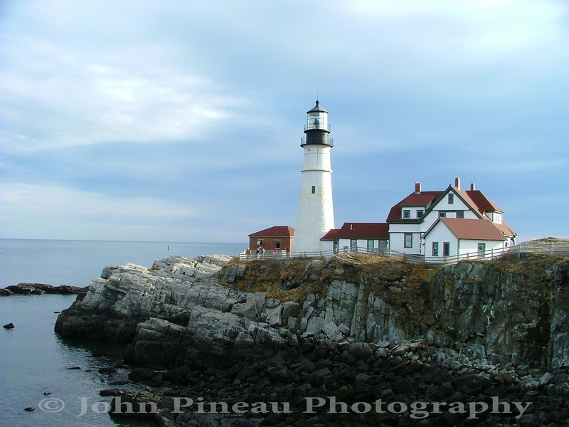 Portland Head Light - Cape Elizabeth, Maine<br /> LH_0003-DSCF0086