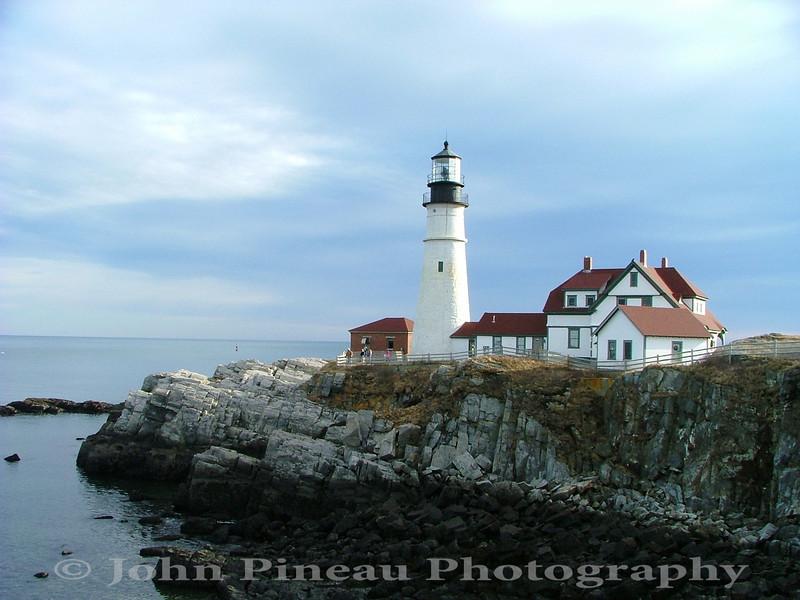 Portland Head Light - Cape Elizabeth, Maine<br /> LH_0003-DSCF0086