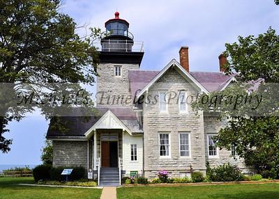 Lighthouse - Thirty Mile Point, NY - 5 x 7