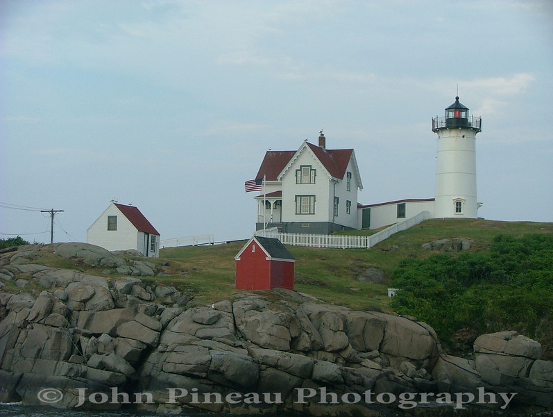 Nubble Light - York, Maine<br /> LH_0037-14_lh