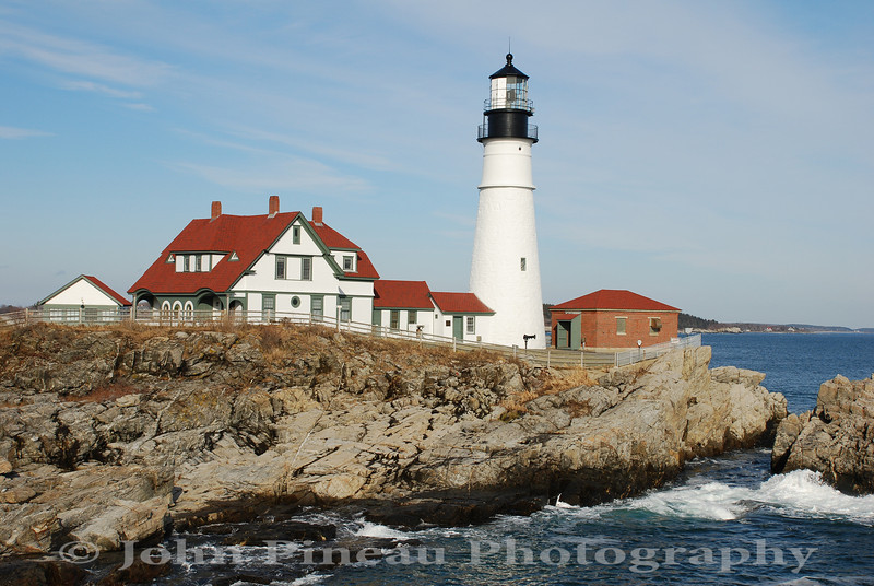 Portland Head Light - Cape Elizabeth, Maine<br /> LH_0070-DSC_0175