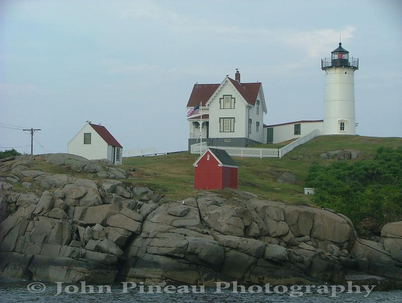 Nubble Light - York, Maine<br /> LH_0032-DSCF3949