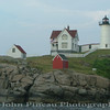 Nubble Light - York, Maine<br /> LH_0032-DSCF3949