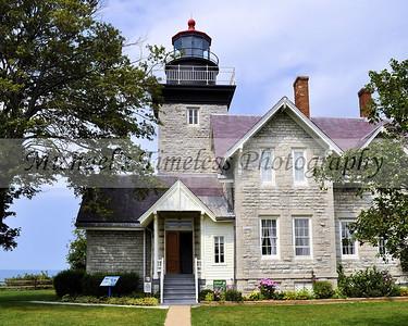Lighthouse - Thirty Mile Point, NY - 8 x 10