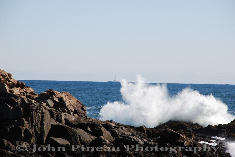 Boon Island Light - off shore York, Maine<br /> LH_0090-DSC_6031