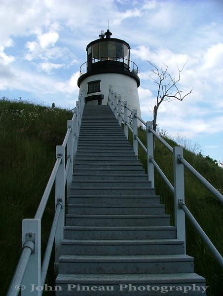 Owls Head Light - Owls Head, Maine<br /> LH_0040-DSCF3595