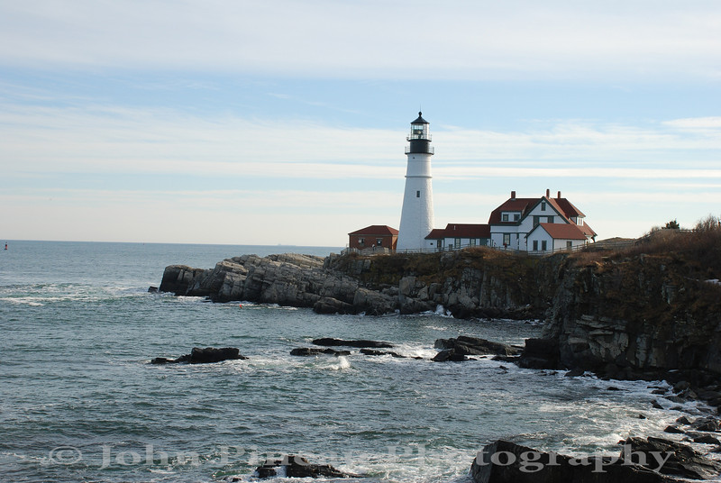 Portland Head Light - Cape Elizabeth, Maine<br /> LH_0066-DSC_0133
