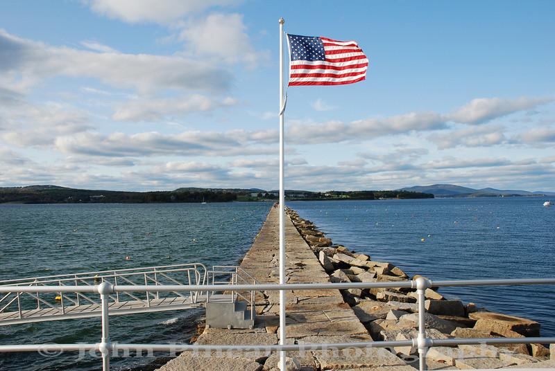 Rockland Breakwater Light - Rockland, Maine<br /> LH_0077-DSC_4641