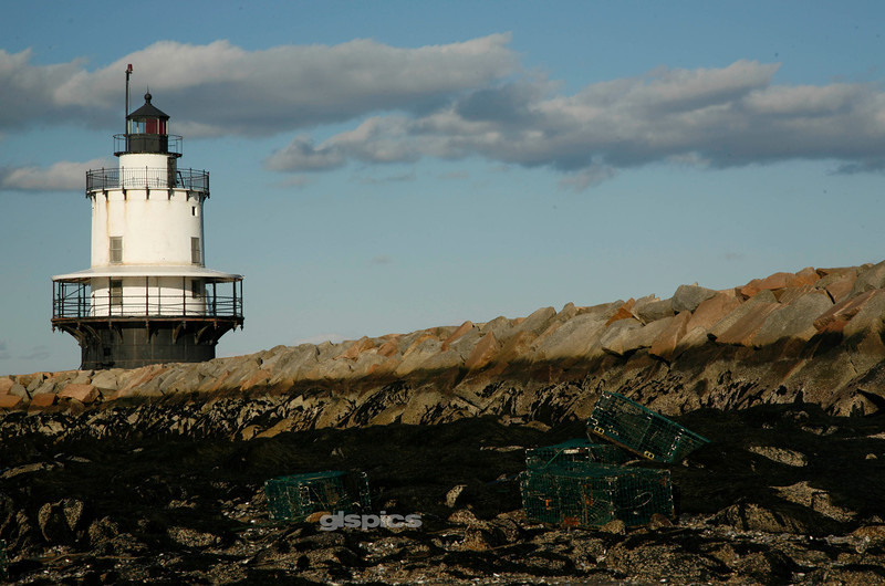 Spring Point Lighthouse, South Portland, Maine