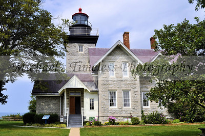 Lighthouse - Thirty Mile Point, NY - 4 x 6