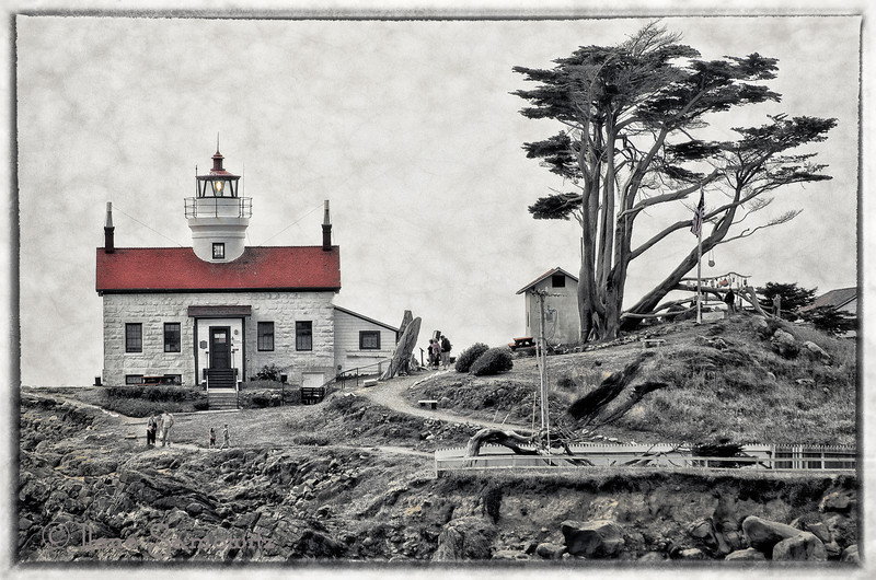 Crescent City Lighthouse, California