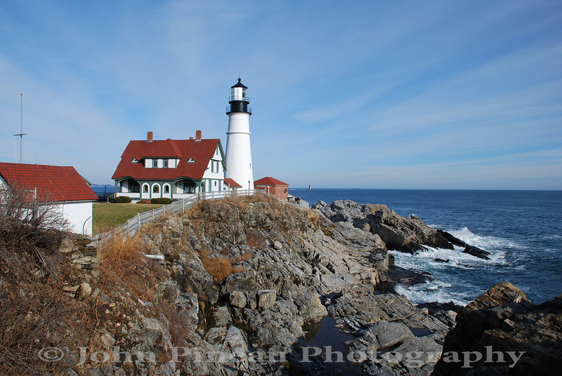 Portland Head Light - Cape Elizabeth, Maine<br /> LH_0067-DSC_0149