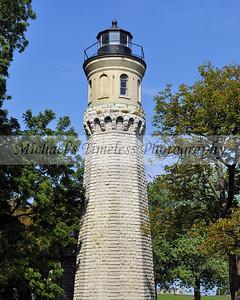 Lighthouse, Old Fort Niagara - 8 x 10