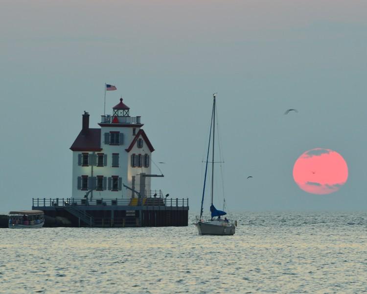 Homeward Sunset