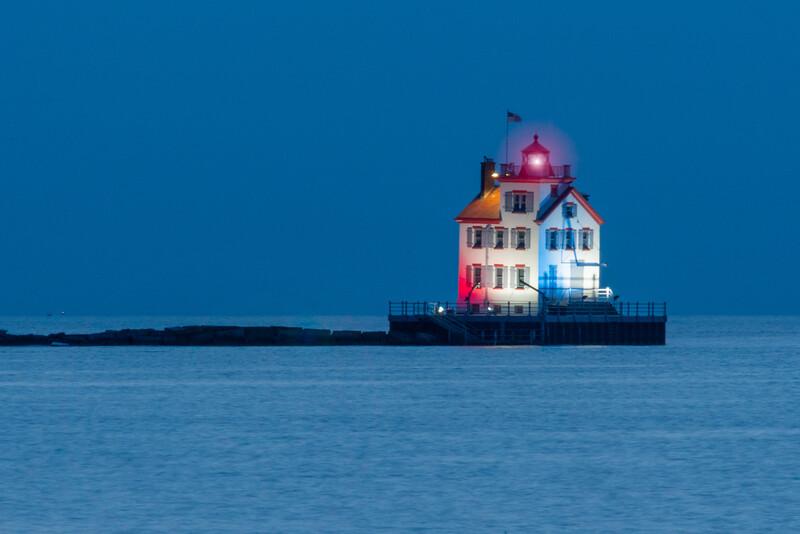Blue Hour Glow