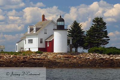 Blue Hill Bay Lighthouse