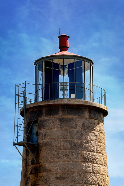 Monhegan Island Light-Lantern