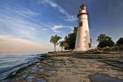 Marblehead Lighthouse, Lake Erie