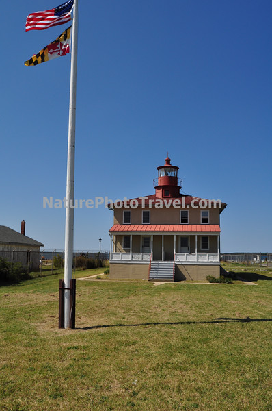 Point Lookout Lighthouse, Scotland, MD.