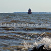 Sandy Point Shoal Lighthouse, Chesapeake Bay (near Chesapeake Bay Bridge and Sandy Point State Park).