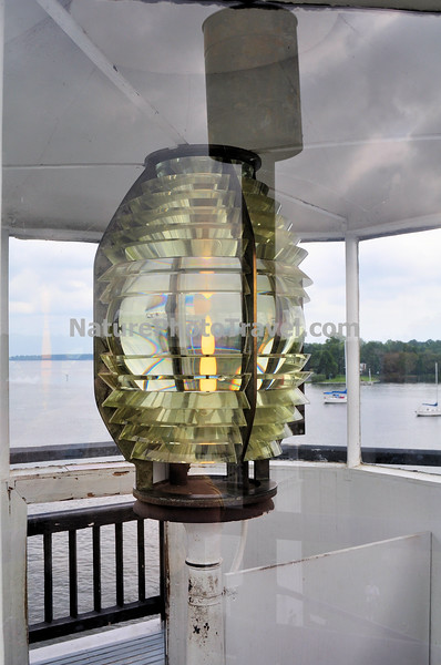 Concord Point Lighthouse - Freznel Lens