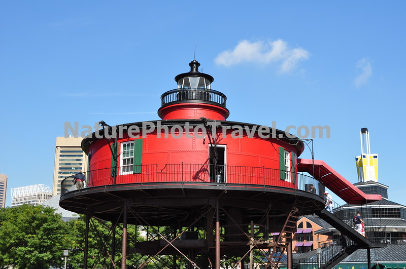 Thomas Point Lighthouse, Baltimore, MD