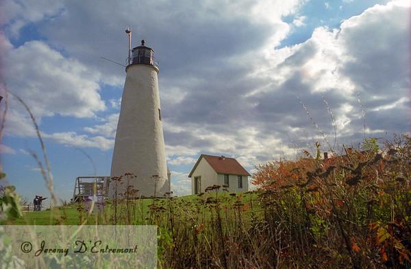 Bakers Island Lighthouse, Salem, Massachusetts