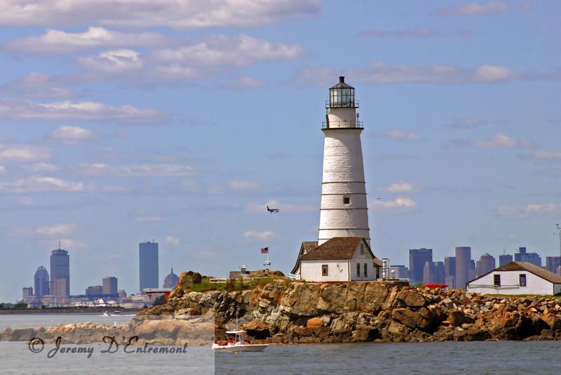 Boston Light, Massachusetts