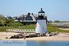 Brant Point Lighthouse, Nantucket, Massachusetts