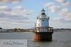 Butler Flats Lighthouse, New Bedford, Massachusetts