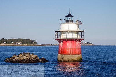 Duxbury Pier Lighthouse