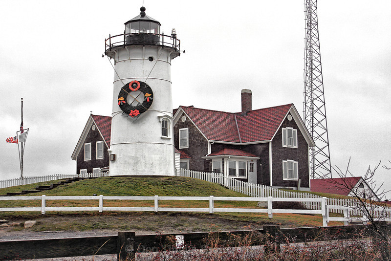 Nobska Point Light, Falmouth, Massachusetts